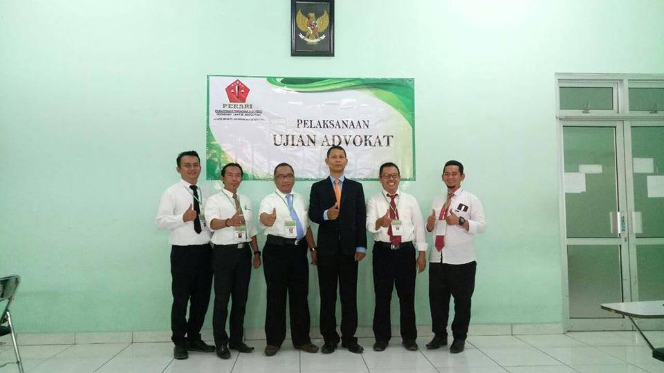 Ujian-advokat-Jawa-Tengah