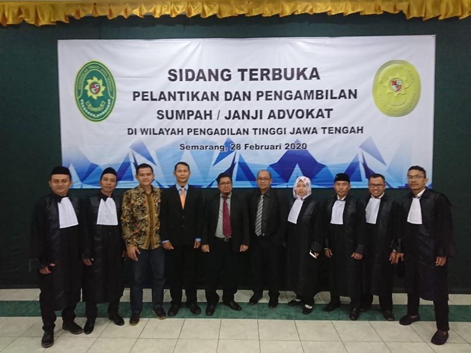sumpah-advokat-PT-Jawa-Tengah1